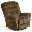 Best Home Furnishings Recliners - BodyRest Denton BodyRest Rocker Recliner - Item Number: -1207714424-34536