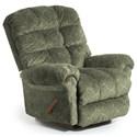 Best Home Furnishings Recliners - BodyRest Denton BodyRest Rocker Recliner - Item Number: -1207714424-34562