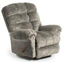Best Home Furnishings Recliners - BodyRest Denton BodyRest Rocker Recliner - Item Number: -1207714424-34597