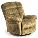 Best Home Furnishings Recliners - BodyRest Denton BodyRest Rocker Recliner - Item Number: -1207714424-34834