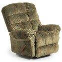 Best Home Furnishings Recliners - BodyRest Denton BodyRest Rocker Recliner - Item Number: -1207714424-34911