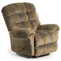 Best Home Furnishings Recliners - BodyRest Denton BodyRest Rocker Recliner - Item Number: -1207714424-34914