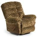 Best Home Furnishings Recliners - BodyRest Denton BodyRest Rocker Recliner - Item Number: -1207714424-35816