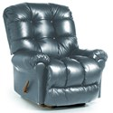 Best Home Furnishings Recliners - BodyRest Denton BodyRest Rocker Recliner - Item Number: -1207714424-41362AL