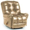 Best Home Furnishings Recliners - BodyRest Denton BodyRest Rocker Recliner - Item Number: -1207714424-41367L