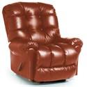 Best Home Furnishings Recliners - BodyRest Denton BodyRest Rocker Recliner - Item Number: -1207714424-44254L