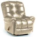 Best Home Furnishings Recliners - BodyRest Denton BodyRest Rocker Recliner - Item Number: -1207714424-47117L
