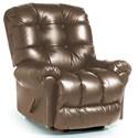 Best Home Furnishings Recliners - BodyRest Denton BodyRest Rocker Recliner - Item Number: -1207714424-53409L