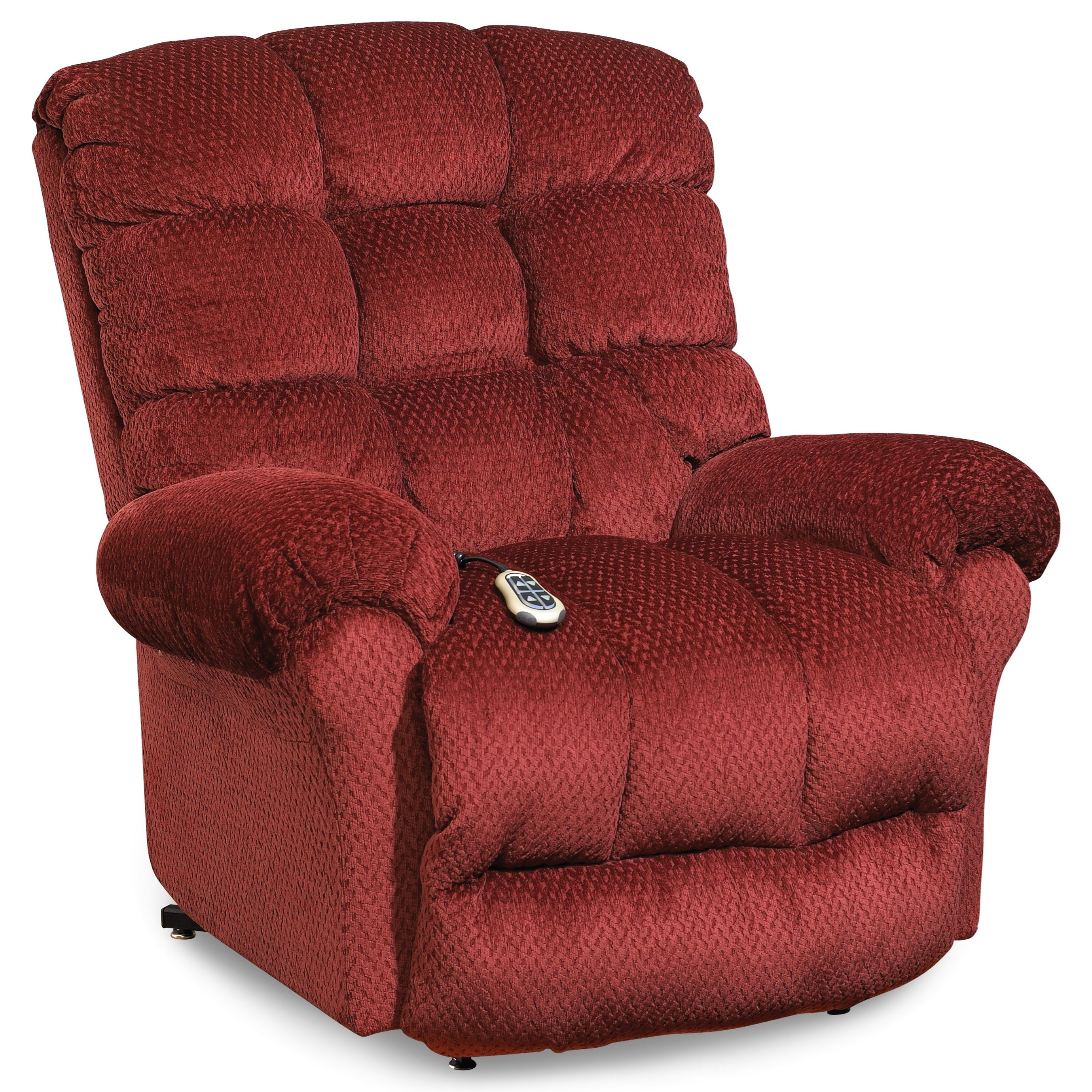 Recliners - BodyRest Denton BodyRest Lift Recliner by Best Home Furnishings at Baer's Furniture