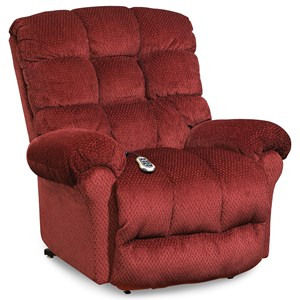 Best Home Furnishings Recliners - BodyRest Denton BodyRest Lift Recliner