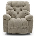 Best Home Furnishings Bolt Power Swivel Glider Recliner - Item Number: 7NP15-21199