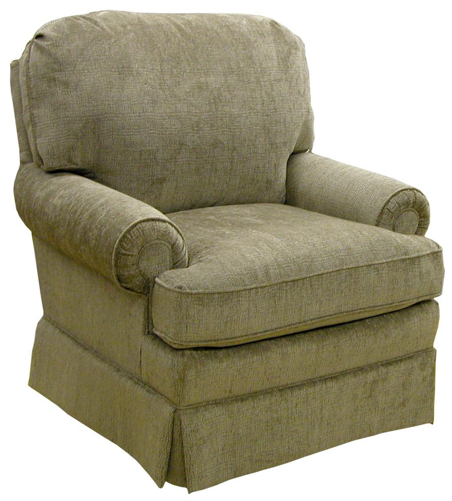 Best Home Furnishings Braxton  Stationary Club Chair - Item Number: 408 Stationary