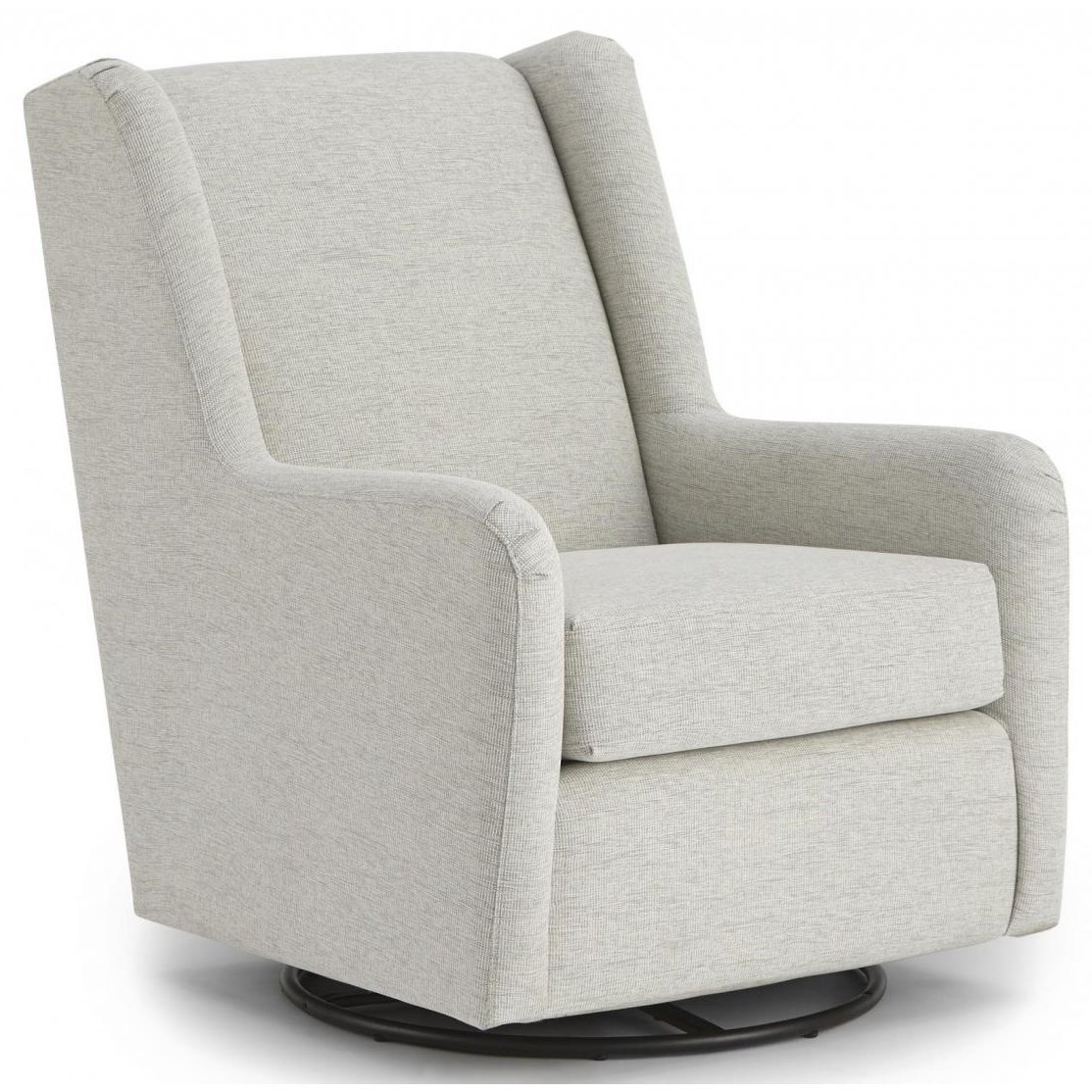 Brianna Swivel Glider by Best Home Furnishings at Baer's Furniture