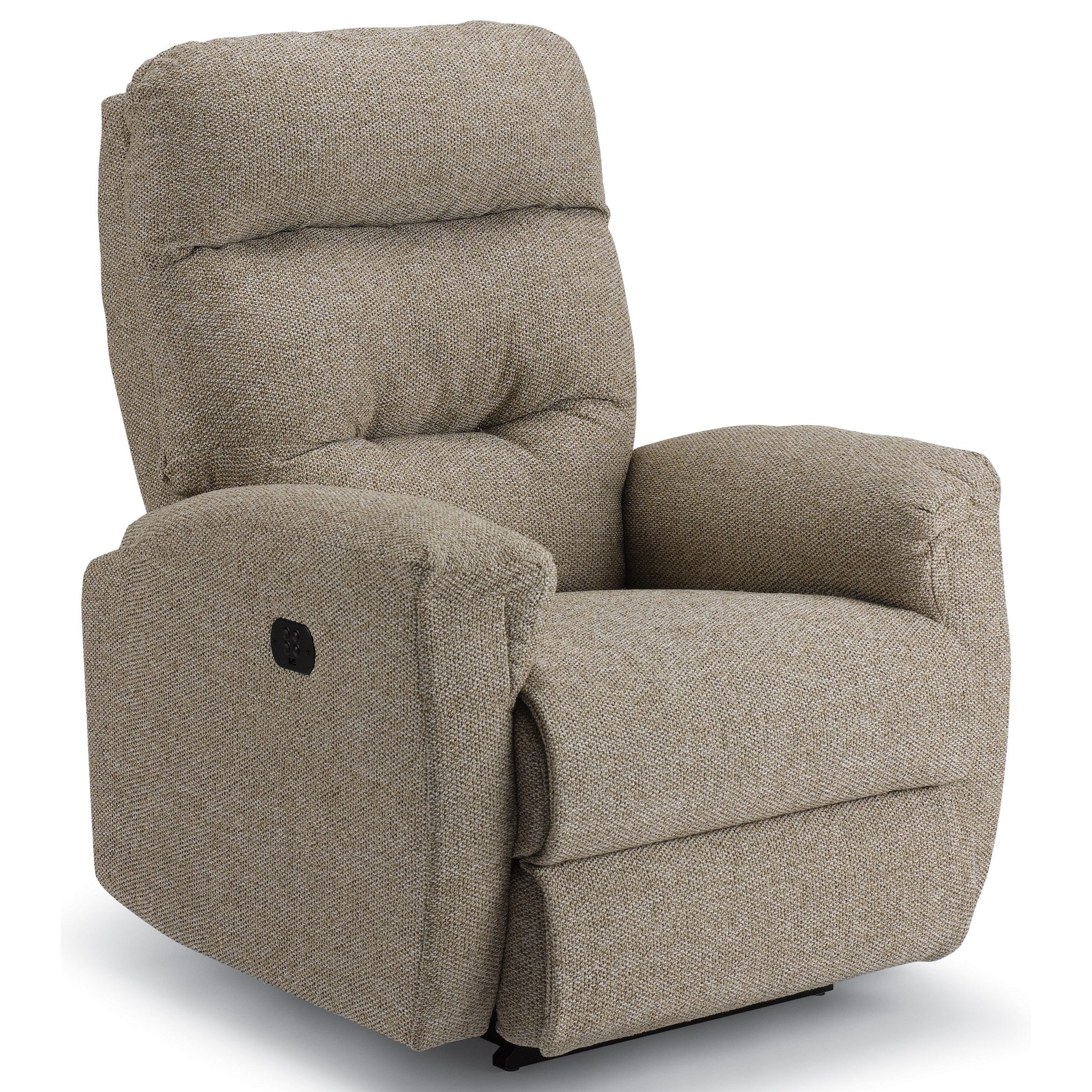 Power Space Saver Recliner with Pwr Headrest