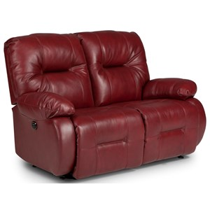 Vendor 411 Brinley 2 Brinley Reclining Loveseat