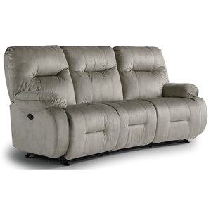 Best Home Furnishings Brinley 2 Brinley Power Reclining Sofa