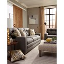 Best Home Furnishings Cabrillo Contemporary Tufted Chair