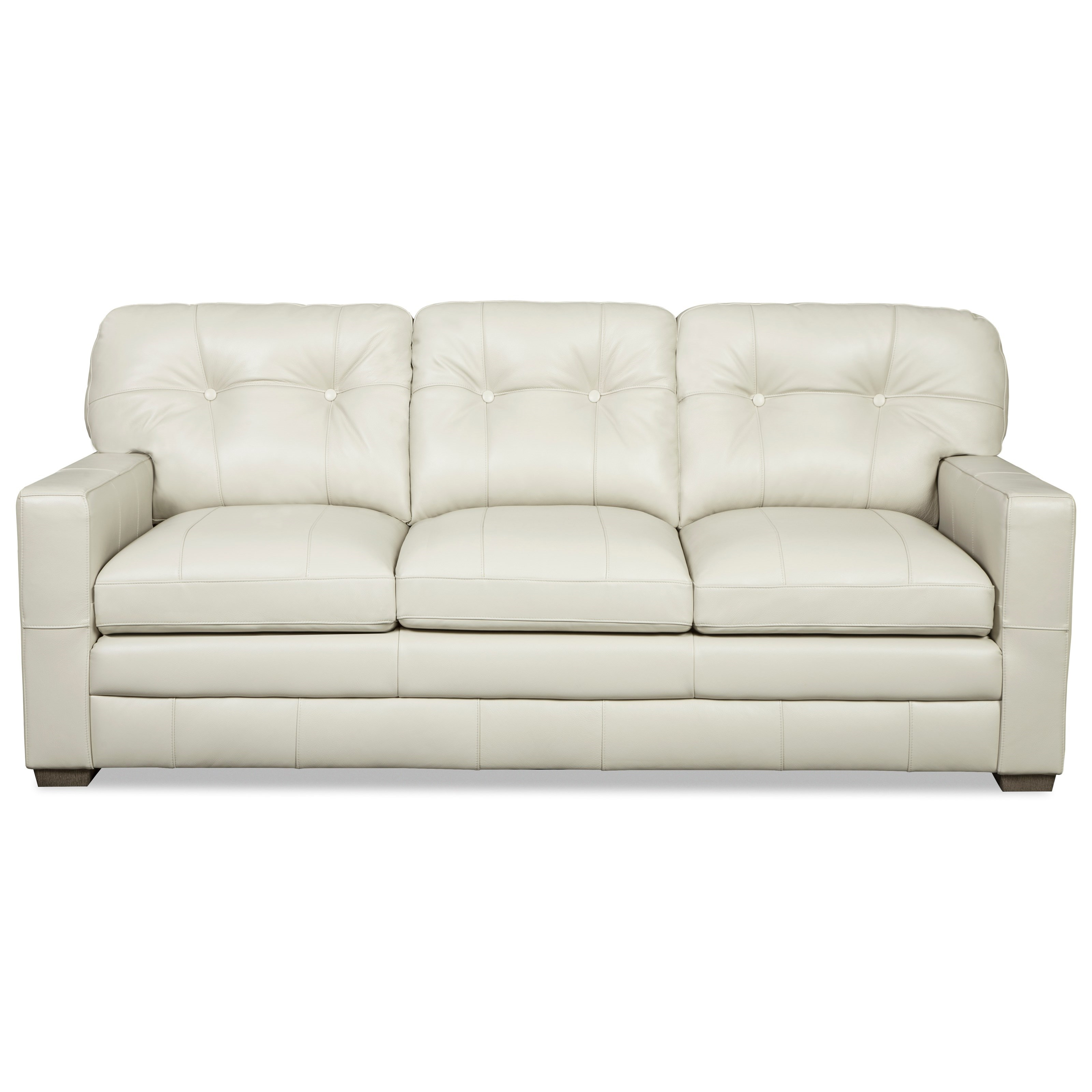 Contemporary Tufted Sofa - Cabrillo by Best Home Furnishings ...