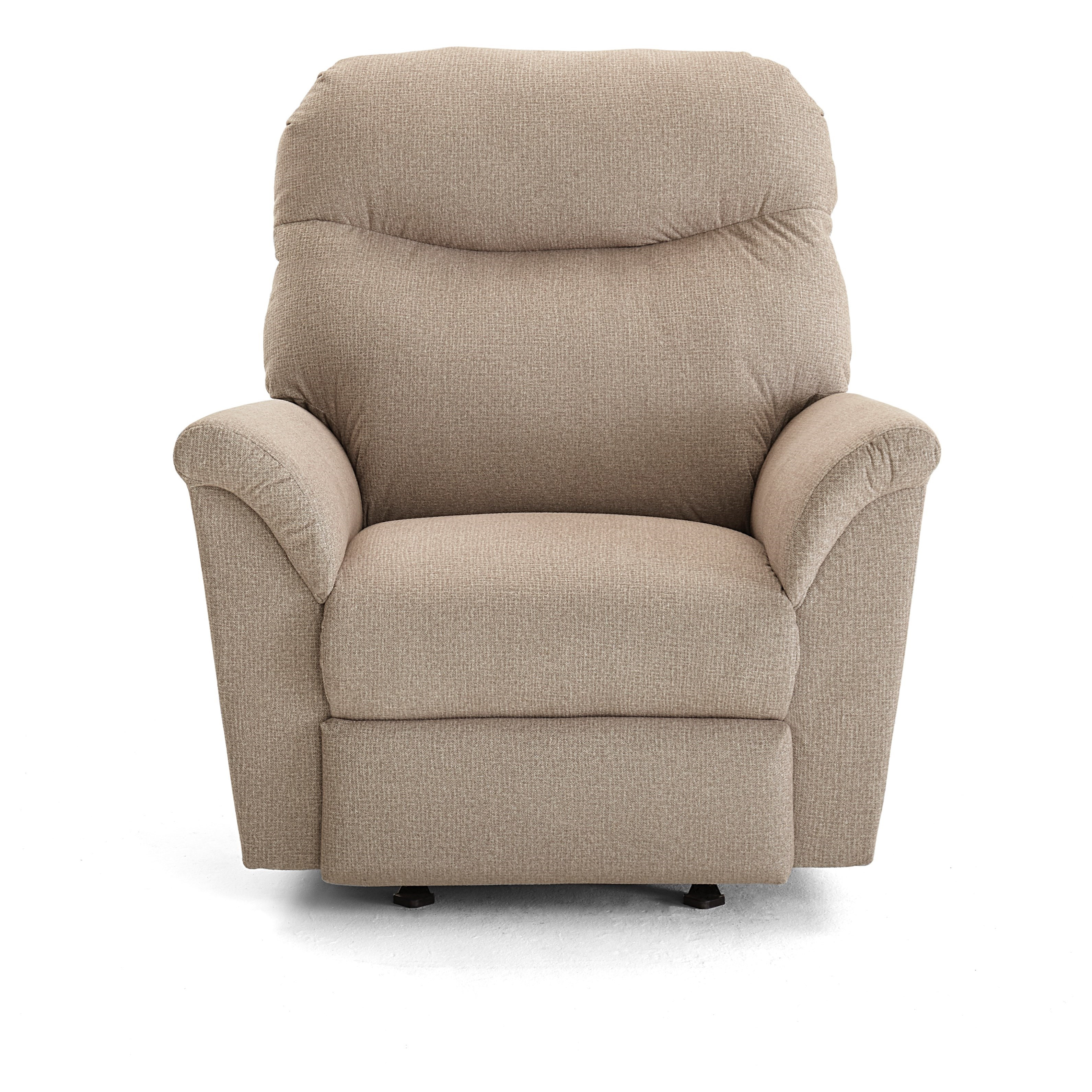 Caitlin Power Headrest Swivel Glider Recliner by Best Home Furnishings at Baer's Furniture