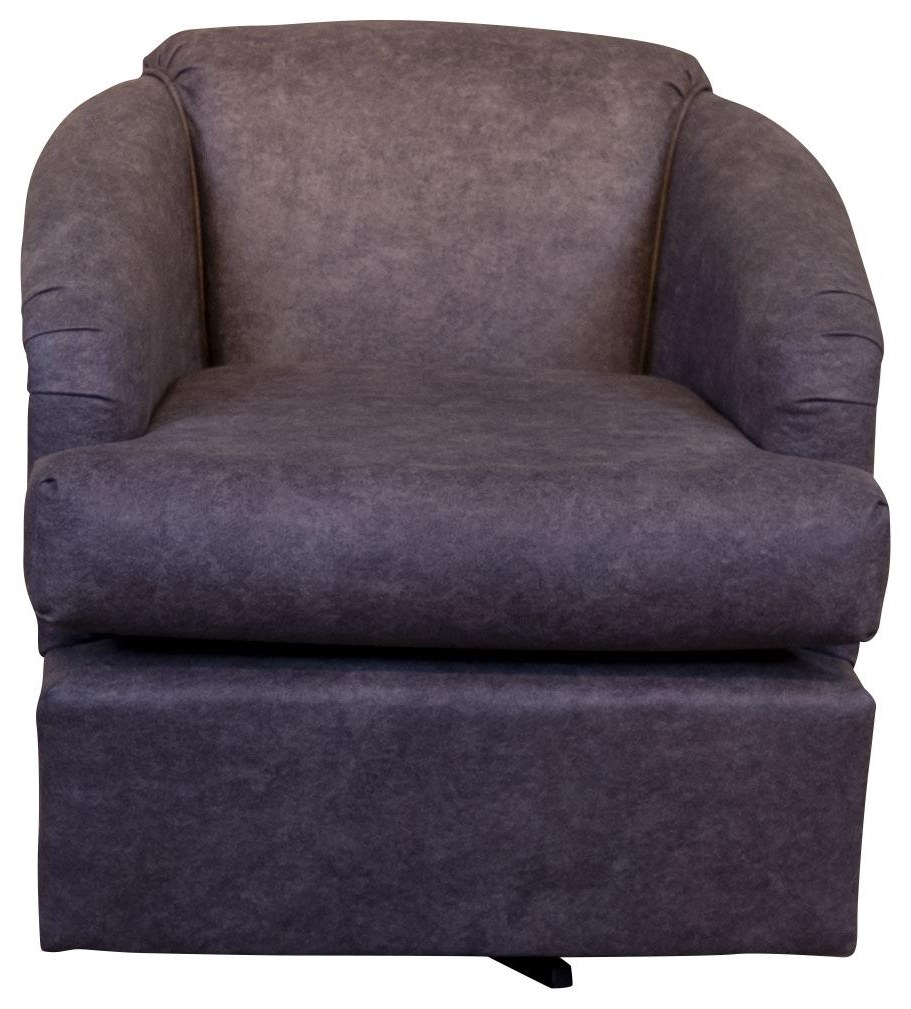Carraway Carraway Swivel Chair by Best Home Furnishings at Morris Home