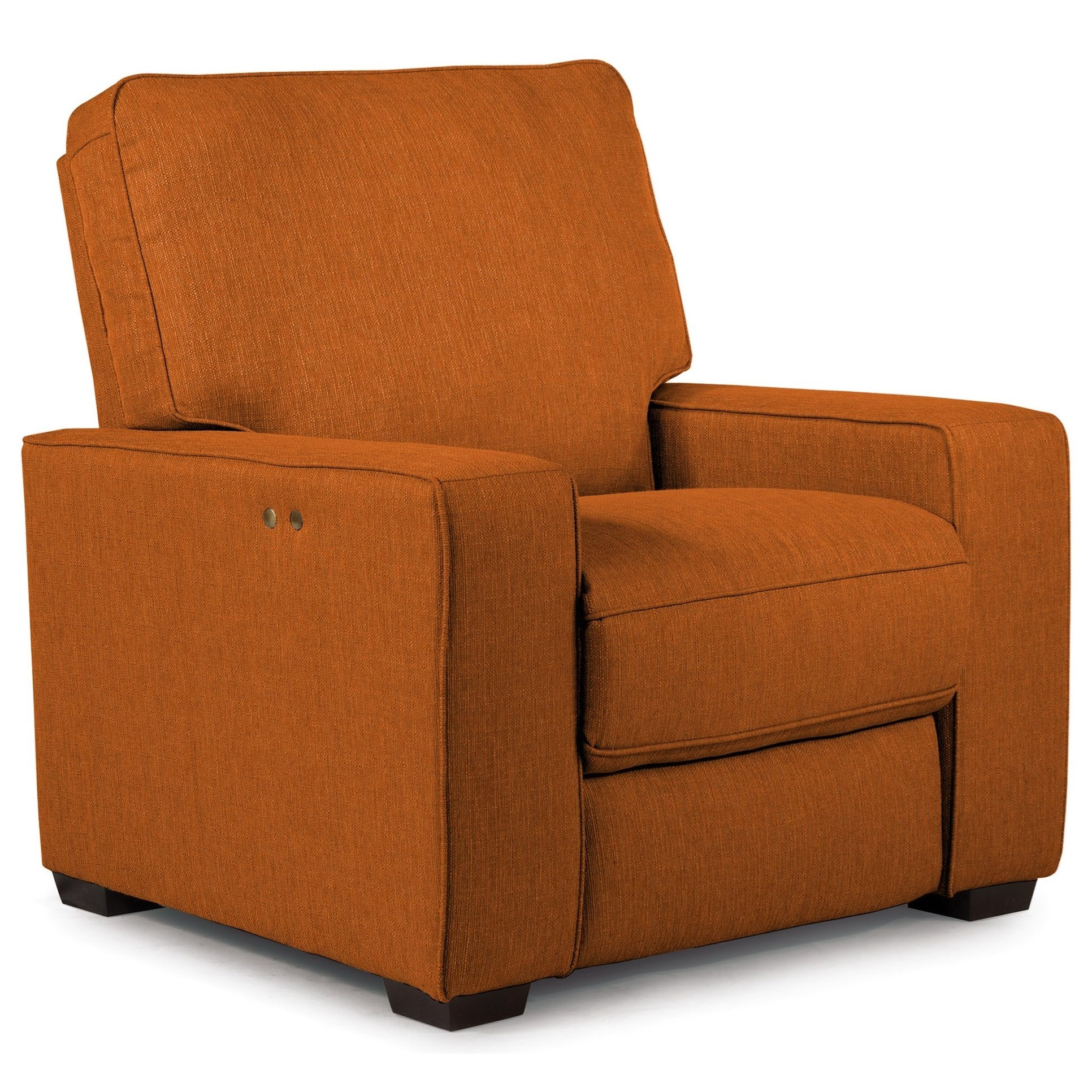 Best Home Furnishings Celena Power Reclining Space Saver Chair - Item Number: 270806188-20134