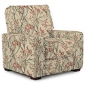 Best Home Furnishings Celena Power Reclining Space Saver Chair - Item Number: 270806188-24017