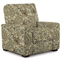Best Home Furnishings Celena Power Reclining Space Saver Chair - Item Number: 270806188-24547
