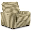 Best Home Furnishings Celena Power Reclining Space Saver Chair - Item Number: 270806188-25797