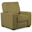 Best Home Furnishings Celena Power Reclining Space Saver Chair - Item Number: 270806188-27061