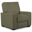 Best Home Furnishings Celena Power Reclining Space Saver Chair - Item Number: 270806188-27063
