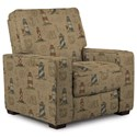 Best Home Furnishings Celena Power Reclining Space Saver Chair - Item Number: 270806188-27777