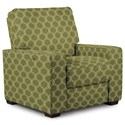 Best Home Furnishings Celena Power Reclining Space Saver Chair - Item Number: 270806188-28421