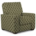 Best Home Furnishings Celena Power Reclining Space Saver Chair - Item Number: 270806188-28423