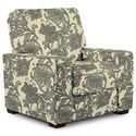 Best Home Furnishings Celena Power Reclining Space Saver Chair - Item Number: 270806188-28722