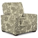 Best Home Furnishings Celena Power Reclining Space Saver Chair - Item Number: 270806188-28723