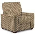 Best Home Furnishings Celena Power Reclining Space Saver Chair - Item Number: 270806188-28849