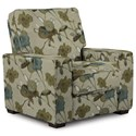 Best Home Furnishings Celena Power Reclining Space Saver Chair - Item Number: 270806188-29139