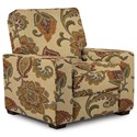 Best Home Furnishings Celena Power Reclining Space Saver Chair - Item Number: 270806188-29517