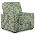 Best Home Furnishings Celena Power Reclining Space Saver Chair - Item Number: 270806188-30562