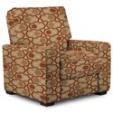 Best Home Furnishings Celena Power Reclining Space Saver Chair - Item Number: 270806188-30564