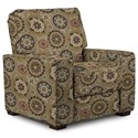 Best Home Furnishings Celena Power Reclining Space Saver Chair - Item Number: 270806188-31223