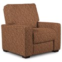 Best Home Furnishings Celena Power Reclining Space Saver Chair - Item Number: 270806188-31688
