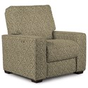 Best Home Furnishings Celena Power Reclining Space Saver Chair - Item Number: 270806188-31689