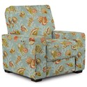 Best Home Furnishings Celena Power Reclining Space Saver Chair - Item Number: 270806188-33342