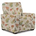 Best Home Furnishings Celena Power Reclining Space Saver Chair - Item Number: 270806188-33347