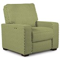 Best Home Furnishings Celena Power Reclining Space Saver Chair - Item Number: 270806188-33541