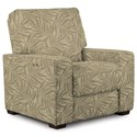 Best Home Furnishings Celena Power Reclining Space Saver Chair - Item Number: 270806188-33889