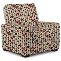 Best Home Furnishings Celena Power Reclining Space Saver Chair - Item Number: 270806188-34037