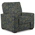 Best Home Furnishings Celena Power Reclining Space Saver Chair - Item Number: 270806188-34062