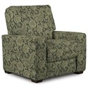 Best Home Furnishings Celena Power Reclining Space Saver Chair - Item Number: 270806188-34063